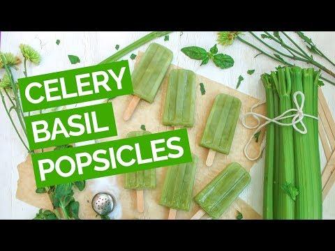 Salt & Celery Popsicle Recipe