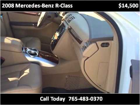 2008 Mercedes-Benz R-Class Used Cars Lebanon IN