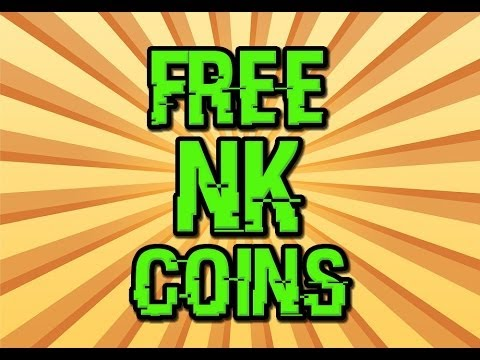 How to get FREE NK Coins - NOT a Hack (Real & Legitimately)