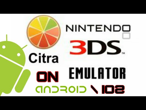 How to download citra 3Ds for free on android or ios [WORKING] 2018