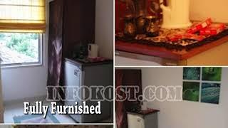 Info Kost Jogja (oasis Studio Apartement 2)