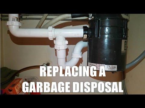 Youtube Garbage Disposal Leak Repair / How To Repair