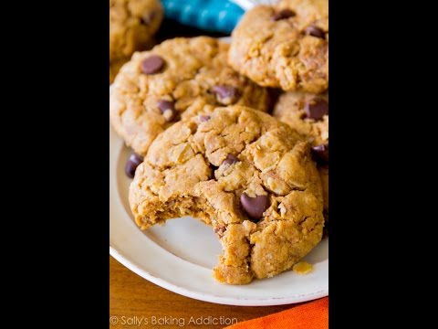 Healthy Food |# Peanut Butter | Oatmeal Cookies recipe # by Healthy Food