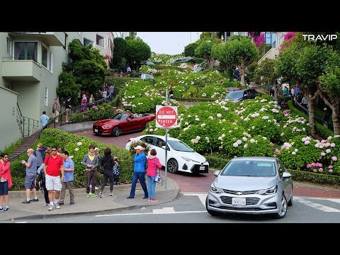 Amazing Lombard Street in San Francisco | Travip The Wanderlust