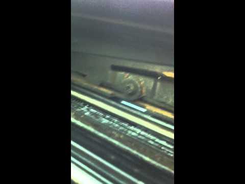 BMW E61 2005 Sunroof Leak