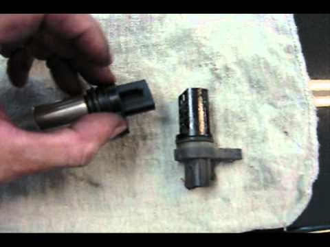 2003 Nissan Altima S - Camshaft & Crankshaft Position Sensors