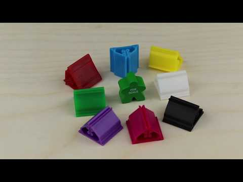 Card Stand - Board Game Pieces from The Game Crafter
