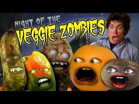 Annoying Orange HFA: Veggie Zombies