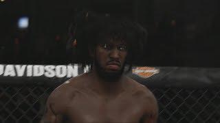 UFC 3 Ultimate Team - 1 Minute 30 Secs! EA Sports UFC 3 Gameplay PS4