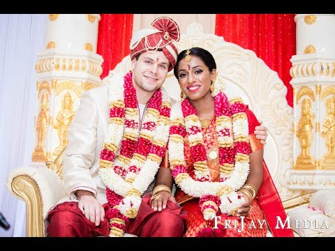 Sinthu + Dan Hindu Wedding - TriJay Media - Wedding Photography - Toronto, Canada - Fusion Wedding