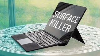 SURFACE PRO KILLER FOR CHEAP - EVE V