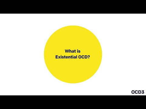 OCD3: What is Existential OCD?