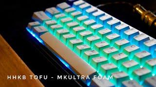 Acrylic Hhkb Tofu Bottom