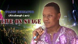 Wilson Ehigiator Akobeghian Live on Stage 2016