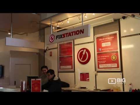 FixStation Repair Service Melbourne for Cell Phone Repair and Phone Screen Repair