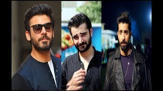 Which Pakistani Actor looks Handsome with Beard!
