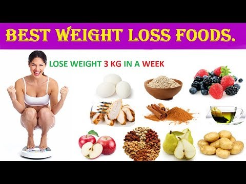 5 Simple Tips will help you lose 3 kg weight in 7 days - No Dieting