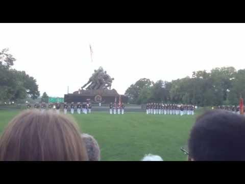 Taps, Iwo Jima War Memorial
