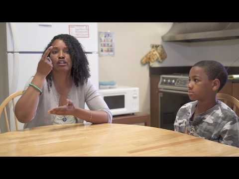 What's It Like Raising A Deaf Child