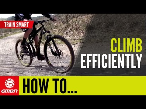 How To Climb Efficiently | Mountain Bike Skills