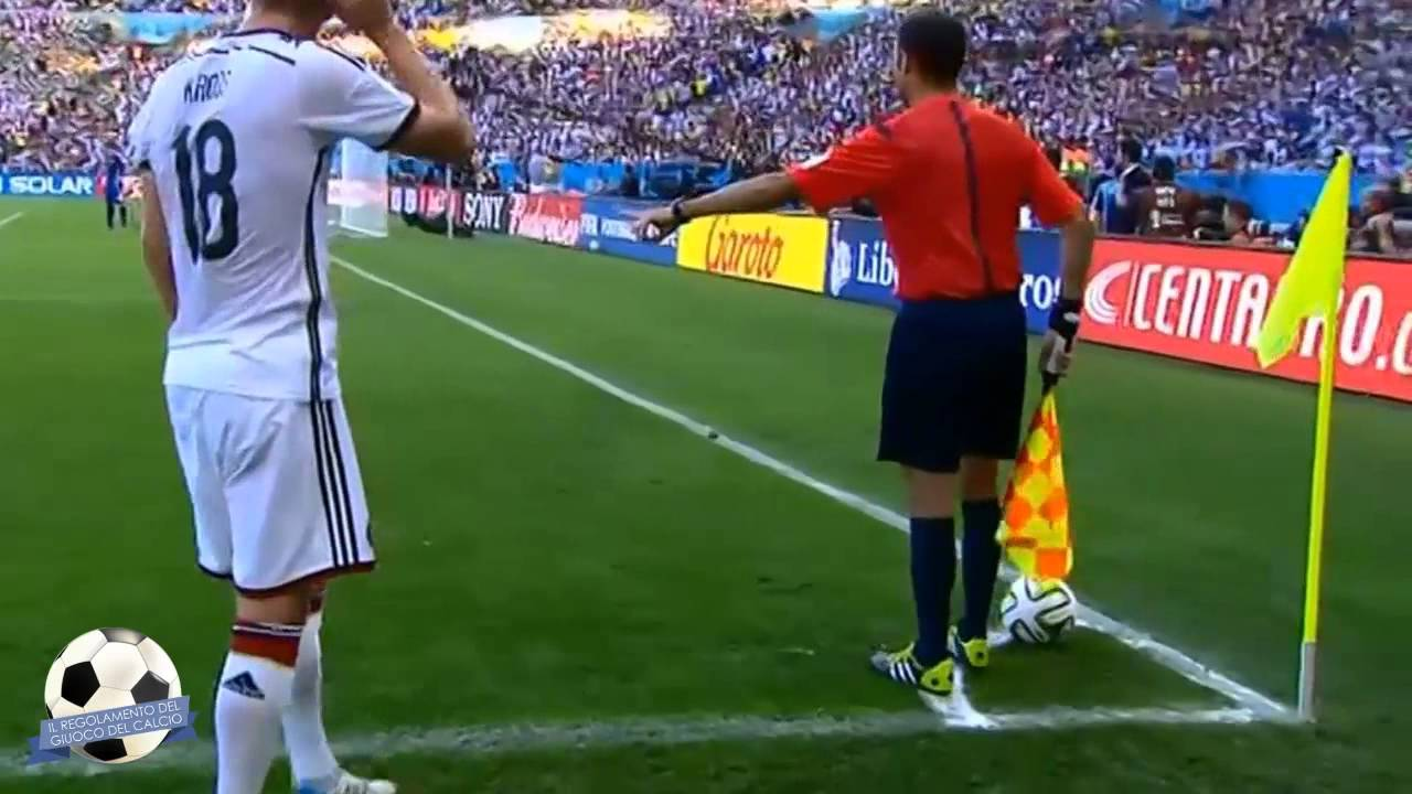 World Cup Final - The referees
