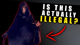 Was being a Sith actually even ILLEGAL? -- Star Wars Lore