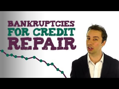 Chapter 13 vs Chapter 7 Bankruptcies for Credit Repair