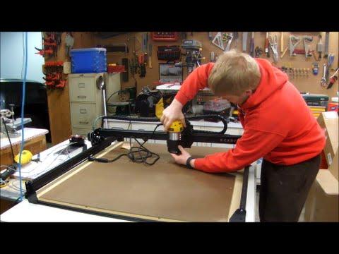X Carve CNC Machine Setup Notes