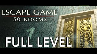Escape Game 50 Rooms 1 Walkthrough - Full Level - Level 1 To 50 (BusColdApp)