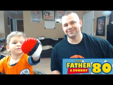 Father and Sonday! | Opening Pokemon Cards with Lukas #80