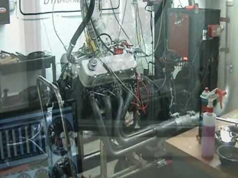 Big Block Chevy 496 Stroker Engine Torque Monster