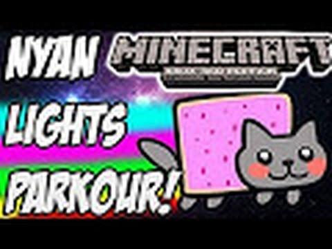 Mcpe Nyan Lights [2]