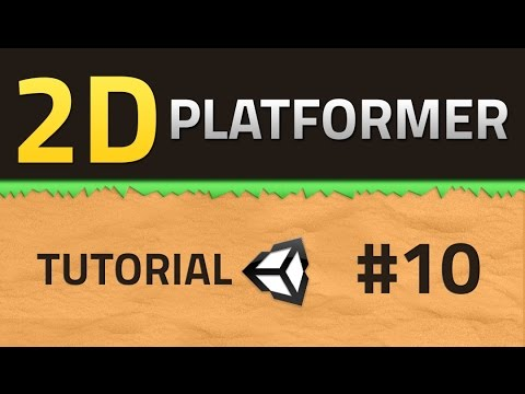 10. How to make a 2D Platformer - MUZZLE FLASH - Unity Tutorial