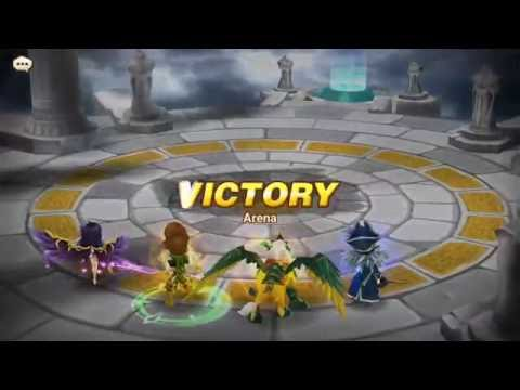 Trinity Summoners War Random Arena Fight