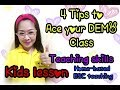 Download Tips for Online Demo Teaching ( 51Talk Demo ) ( ESL demo - Kids Lesson ) (Tagalog/English) MP3,3GP,MP4