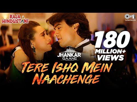 Xxx Mp4 Tere Ishq Mein Naachenge Jhankar Raja Hindustani Kumar Sanu Aamir Khan Karisma Kapoor 3gp Sex