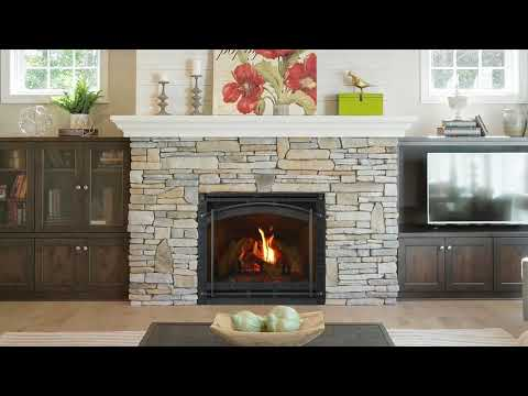 Heat & Glo® 6000/8000 Series Gas Fireplaces