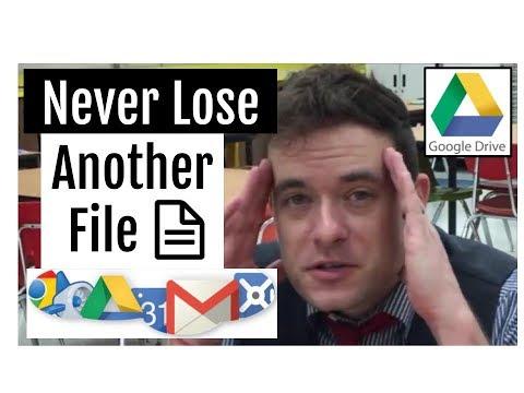 Searching like a Pro: Google Drive