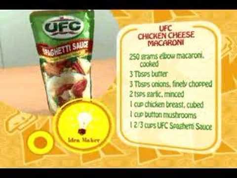 KUSINAbilidad Episode 02 (UFC Chicken and Cheese Macaroni)