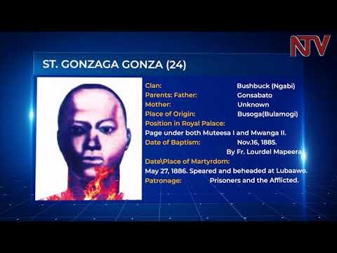UGANDA MARTYRS PROFILES: Take a look at the profiles of Ngondwe, Gonzaga and Mawaggali
