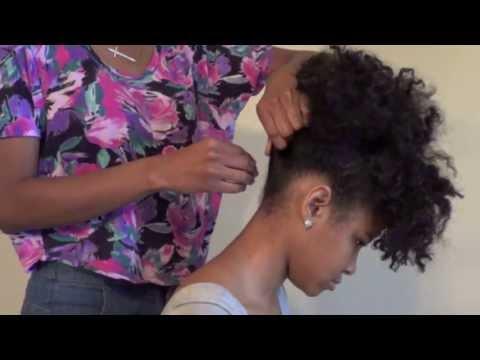 4 HAIRSTYLES FOR SHORT/MEDIUM HAIR!