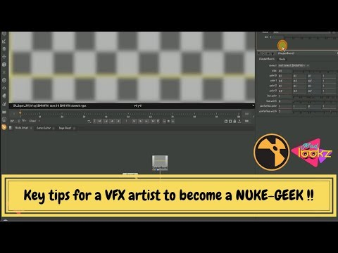 Key tips for a VFX artist to become a NUKE GEEK l #madlookzvfx