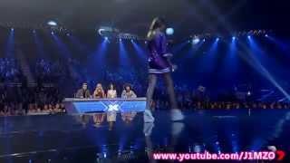 Jazmin Varlet - The X Factor Australia 2014 - AUDITION [FULL]