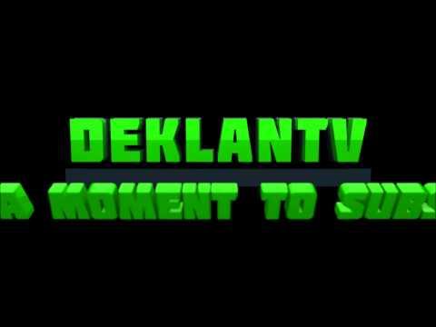 DeklanTV Intro Project