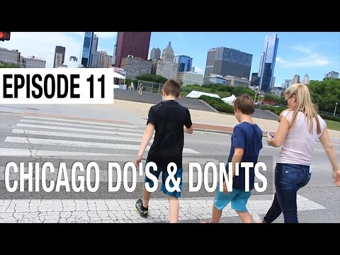RV Living – Things to do in Chicago (Ep 11: Keep Your Daydream)