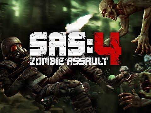 SAS: Zombie Assault 4 - Gameplay! | ZOMBIE FLU!