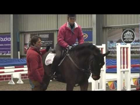 Building horse & rider confidence for jumping bigger fences TRAILER