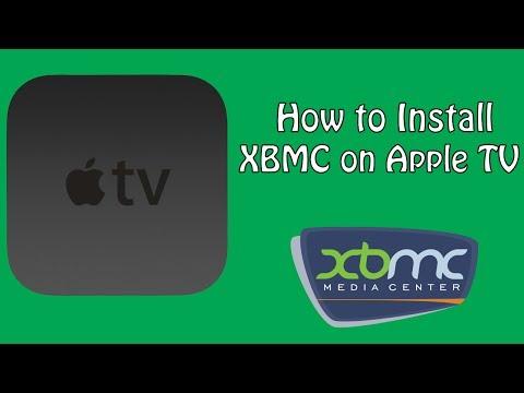 How to Install KODI (XBMC) on your Jailbroken Apple TV 2