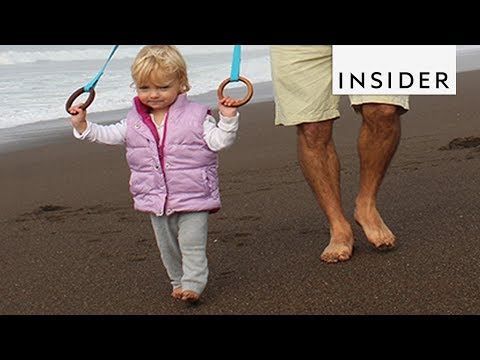 Tool Helps Toddlers Learn To Walk
