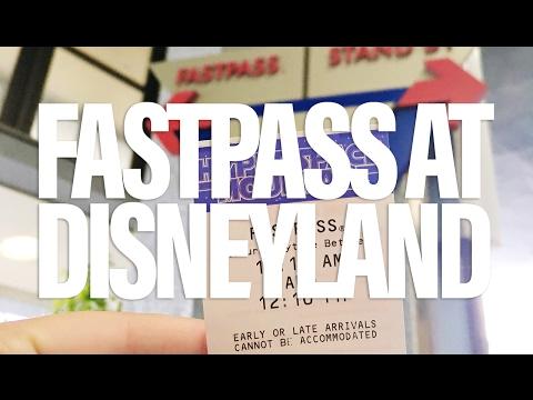 Disneyland FastPass Tips and Hacks
